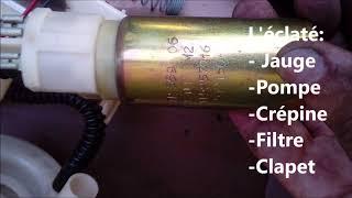 Pompe Essence/Filtre Twingo