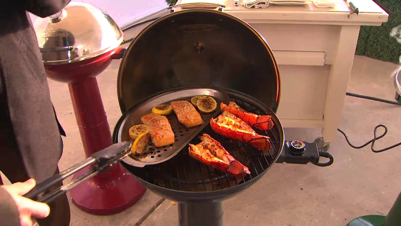 Marvelous Masterbuilt Veranda 196 Sq. In. Electric Grill With Cover With Dan Hughes