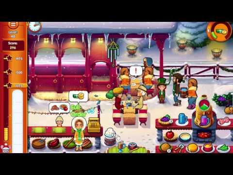 Delicious – Emily's Christmas Carol Walkthrough – Level 40