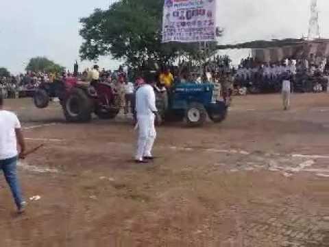 banare-kalan-tractor-tochan-25/8/16.-ford-3600-vs-arjun