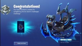 #NEW# FORTNITE Session 7 How to unlock #ICE KING GLIDER# #UNLOCKED# #FREE# Funny GamePlay