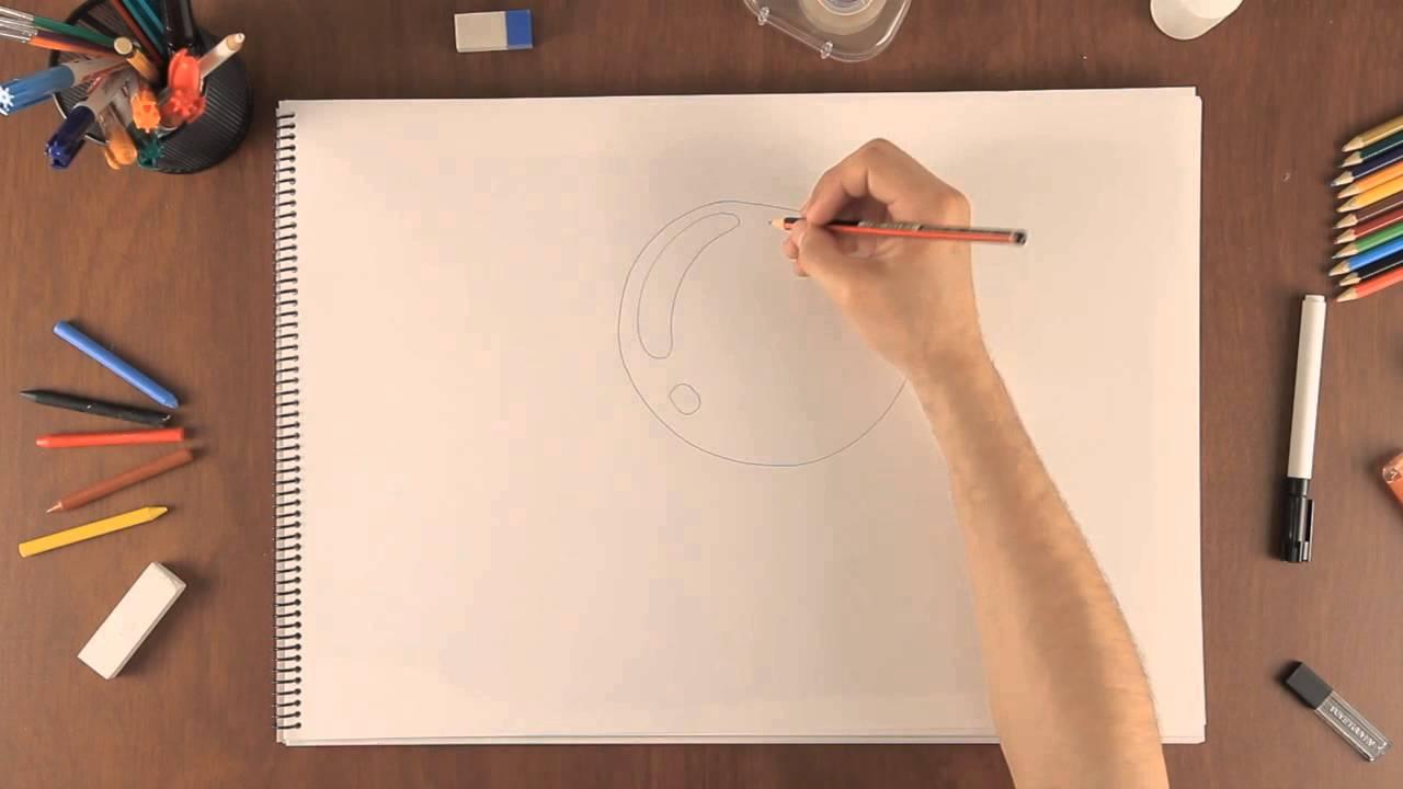 C mo dibujar burbujas con efecto 3d aprende a dibujar for Dibujar un mueble en 3d