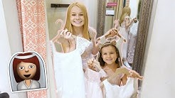 MIA & SIENNA CHOOSE THEIR BRIDESMAID DRESSES! (+ FOR BABY KARMA TOO!)