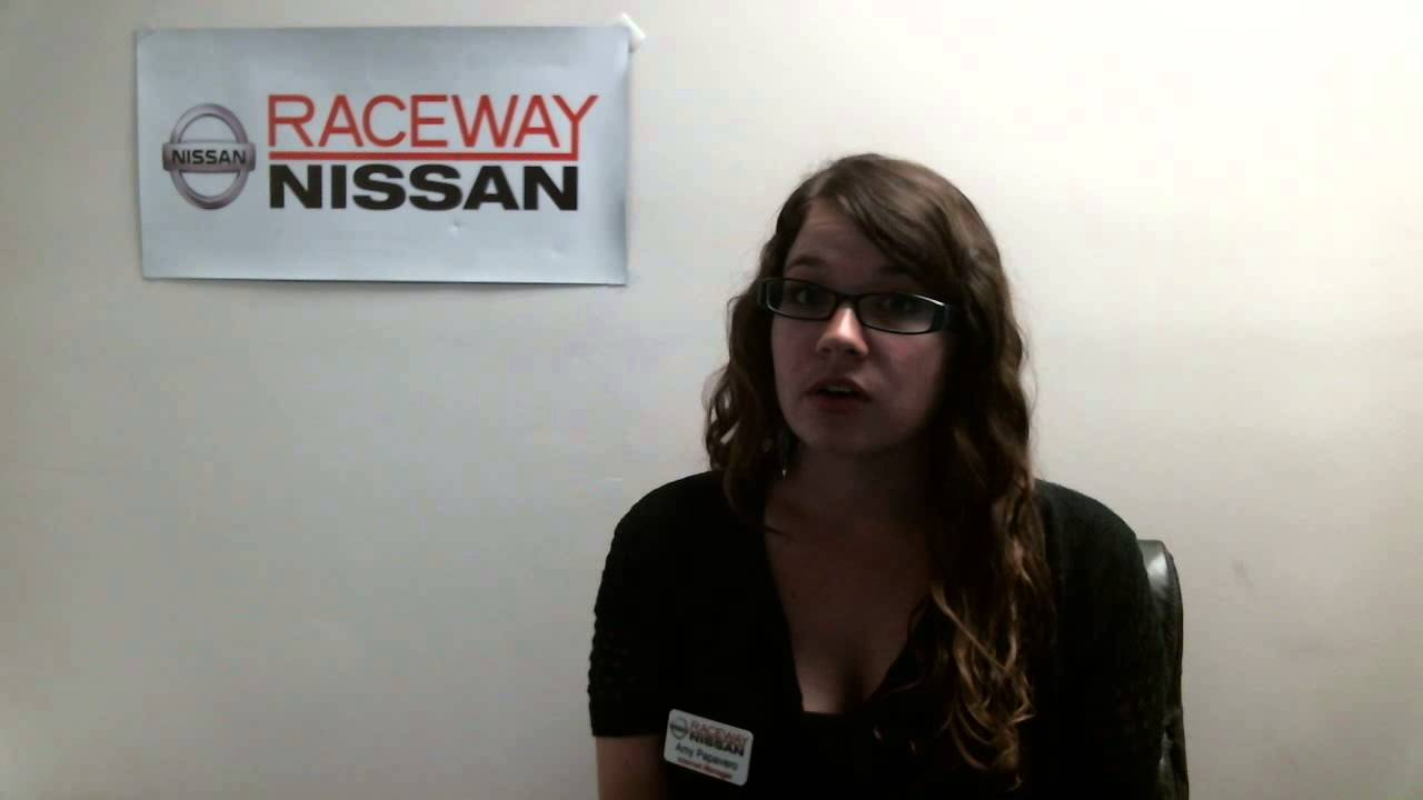 o Michael, this is Amy Papavero here at Raceway Nissan. - YouTube