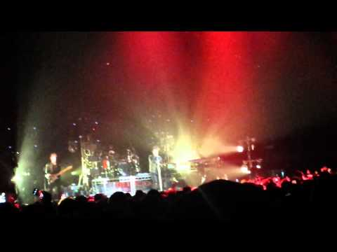 The Weeknd - What a love @Amsterdam Ziggo Dome 05-03-2014