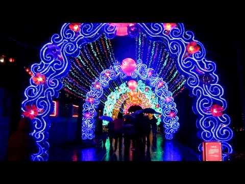 2012 01 21 06 Guangzhou Yue Xiu Park Chinese New Year Light Show
