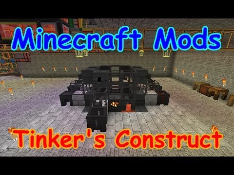 how to make a cast tinkers construct