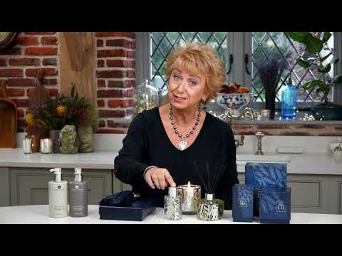 Christmas Home Fragrance Collections - With Liz Warom, Co-Founder of Temple Spa
