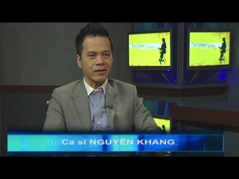 THE VICTORIA TO UYEN SHOW: Nguyên Khang chia sẻ về Asia DVD Hùng Ca Sử Việt 2