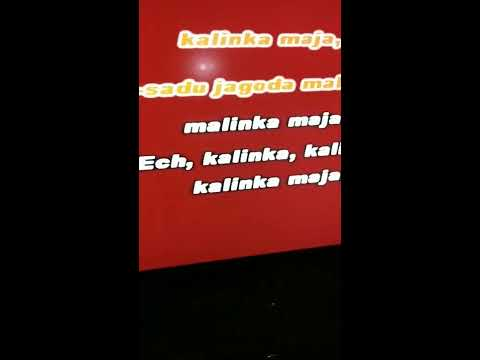 Slippery slope of Communism - Goofing around with Russian Karaoke