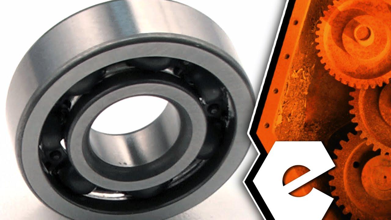 Trimmer Repair Replacing The Crankshaft Bearing Echo Part Husqvarna 55 Chainsaw Engine Diagrams 9403536201 Youtube