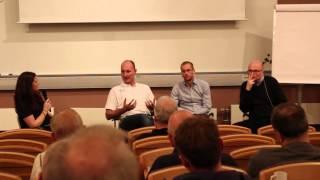 Samsynskväll paneldiskussion