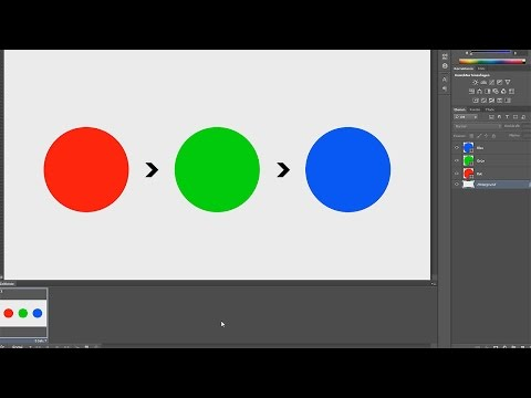 GIF-Animation Erstellen – Photoshop-Tutorial