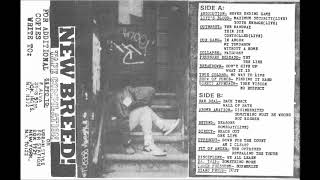 New Breed! Tape Compilation (NYHC - 1989)