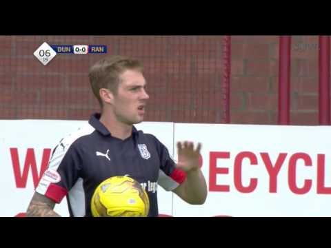 Scottish Premiership 16/17 Week 2: Dundee vs Rangers Full Match