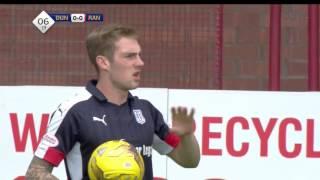Scottish Premiership 16/17 Week 2: Dundee vs Rangers Full Match