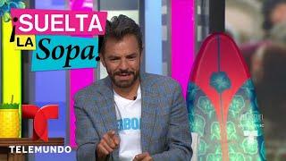 Eugenio Derbez habla de Hollywood Suelta La Sopa Entretenimiento
