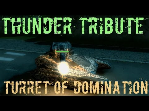 MINI TRIBUTE OF THUNDER