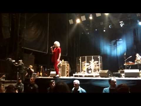 Heart of Glass - Blondie Live at Azkena Rock Festival 2014 (Vitoria - Gasteiz)