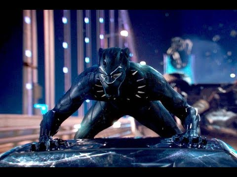 Black Panther 2018 - Best Scenes Movies