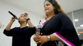 bahoN ki darmiyaN - live show with karaoke