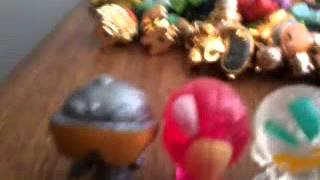 Mi coleccion de gogos dorados