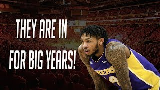 4 NBA Players Destined To Have HUGE Breakout Seasons In 2019!