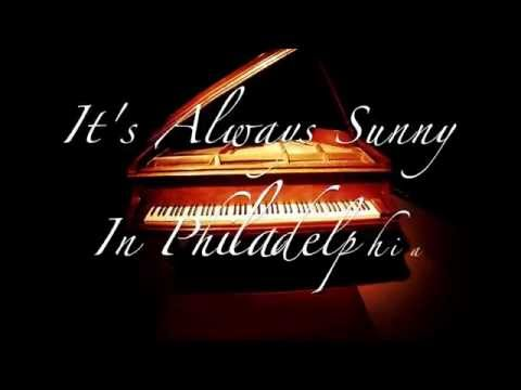 It's Always Sunny in Philadelphia Theme - Piano