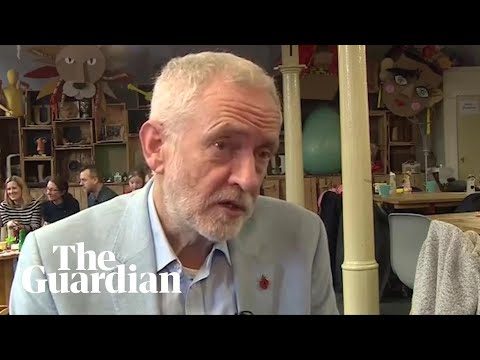Jeremy Corbyn says he is looking into Daniel Carden antisemitism accusations