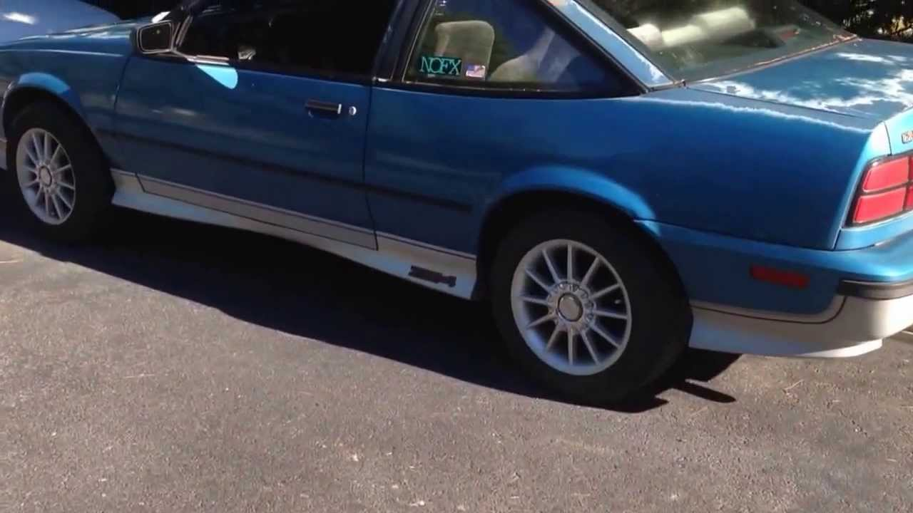 1989 Chevy Cavalier Z24 28 V6 Spintech muffler no cat  YouTube