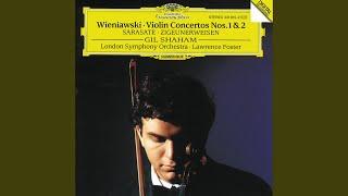 Wieniawski: Concerto for Violin and Orchestra no.1 in F sharp minor op.14 - 1. Allegro moderato