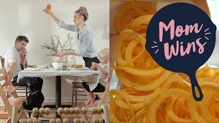 Spiralize Everything with Bev Weidner | Mom Wins | Food Network