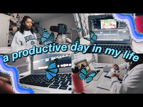 A Productive Day In My Life (my Saturday Routine)