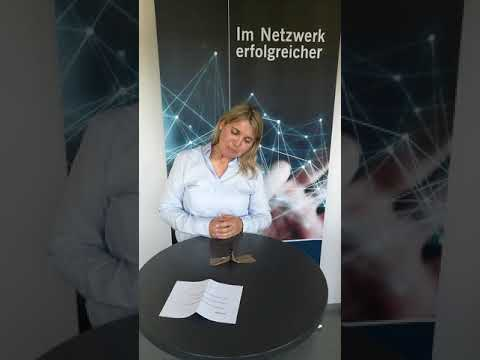Referentin Karin Zinterl, Sandvik Mining And Construction, Im Interview Beim Supply Management 2019.