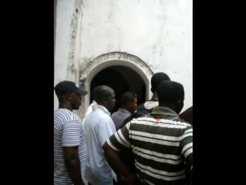 Slave Dungeon- Elmina Castle