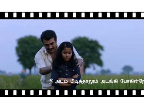 Unakkenna Venum Sollu - Yennai Arindhaal - Karaoke by Sampath Karunanandan