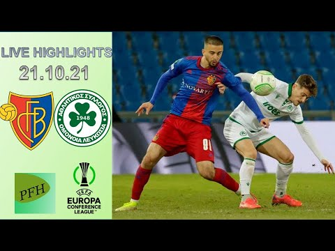Basel Omonia Goals And Highlights