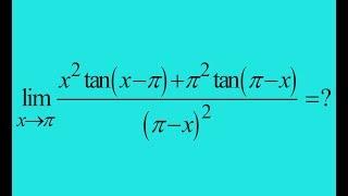 Trigonometrik limit 1