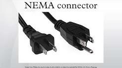 NEMA connector