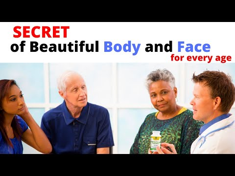 Secret Of Beautiful Face And Body For Every Age | Healthy Life | Supplement
