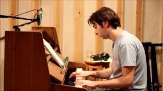 Radiohead - Paranoid Android - Piano Instrumental