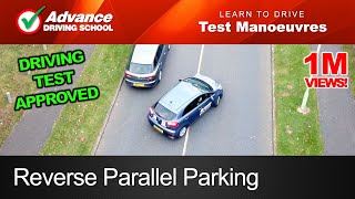 Reverse Parallel Parking Manoeuvre  |  2019 UK Driving Test