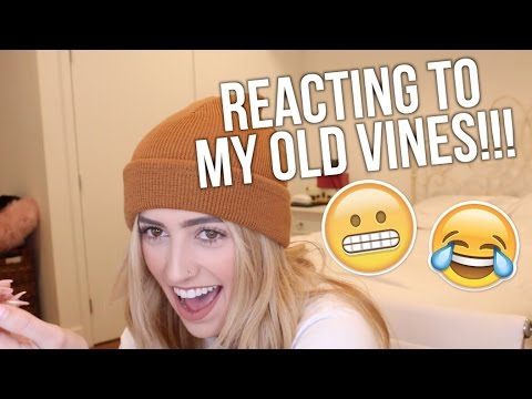 REACTING TO MY OLD VINES PART 2