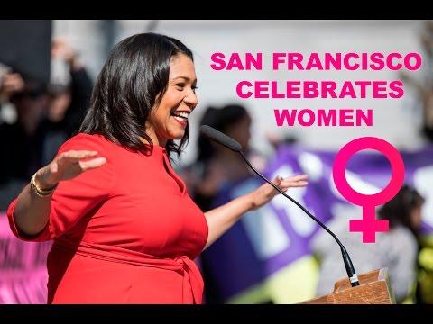 San Francisco Celebrates Women