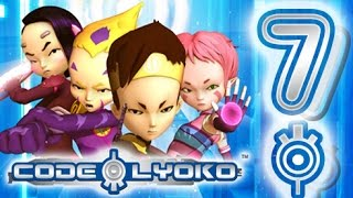 ✪ Code Lyoko: Quest for Infinity Walkthrough Part 7 (Wii, PS2, PSP) ✪