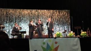 "Jeff Lewis Gospel Quartet, ""So High"" - video by Susan Quinn Sand"
