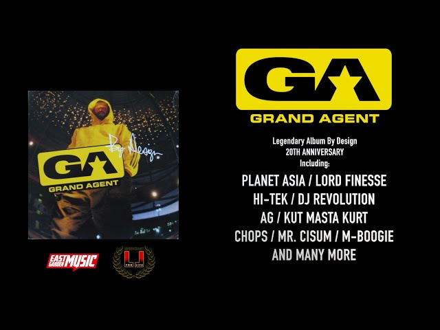 LEGENDARY 4 LIFE - GRAND AGENT - S1 - EPS1 (ARTIST ANNOUNCEMENT)