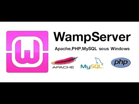 how to create table in mysql database in wamp server