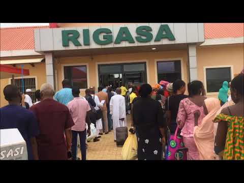 Abuja - KadunaTrain ride