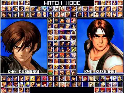 The king of fighters ultimate mugen gold edition 2015 download | The